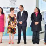 ENTREGA EL GOBERNADOR OBRA POR CASI 5 MDP EN BENEFICIO DE PERSONAS CON DISCAPACIDAD