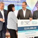 ANUNCIA GOBERNADOR 32 NUEVOS PROYECTOS DE INVERSIÓN QUE GENERARÁN CINCO MIL NUEVOS EMPLEOS
