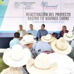 REACTIVA GOBIERNO DEL ESTADO PROYECTO DE RASTRO BOVINO TIF PARA IMPULSAR LA EXPORTACIÓN DE PRODUCTOS CÁRNICOS LOCALES