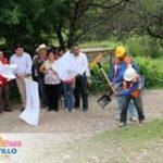 ARRANCO EL PRESIDENTE ADÁN VALDIVIA NUEVAS OBRAS