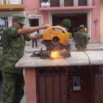 Continua en Calvillo la campaña de Canje de Armas de Fuego 2017