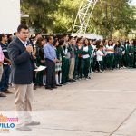 CONSTRUIRÁN  DOS SALONES EN EL CBTa #61