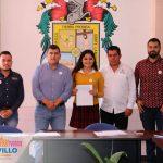 ENTREGA EL ALCALDE PREMIOS A LOS GANADORES DEL FESTIVAL ORGULLO MEXICANO 2017