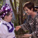 YOLANDA RAMÍREZ  DE OROZCO VISITA LA ASOCIACIÓN  AMIGOS POR SIEMPRE