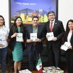 ABORDA GOBIERNO DEL ESTADO CON FUNCIONARIOS DE CHILE EL TEMA DE DESARROLLO URBANO CON PERSPECTIVA DE GÉNERO