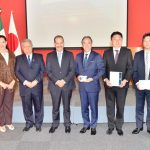 AFIANZA GOBERNADOR INTENCIÓN DE EMPRESARIOS JAPONESES DE AMPLIAR INVERSIONES EN AGUASCALIENTES