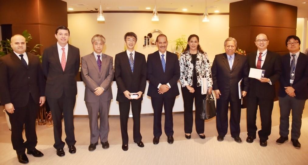 GOBIERNO DEL ESTADO Y AGENCIA JAPONESA DE COOPERACIÓN INTERNACIONAL ACUERDAN REFORZAR PROGRAMA DE CAPACITACIÓN