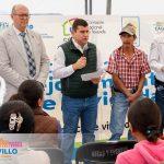 EL GOBIERNO MUNICIPAL  Y ESTATAL CONSTRUIRAN 22 CASA HABITACION
