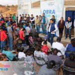 ENTREGA EL ALCALDE INFRAESTRUCTURA DEPORTIVA EN SAN TADEO