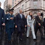 LLAMA GOBERNADOR A FUNCIONARIOS A CONDUCIRSE CON RESPONSABILIDAD Y TRANSPARENCIA