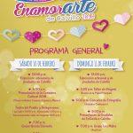 ENAMORARTE DE CALVILLO, FESTIVAL CULTURAL SÁBADO 10 Y DOMINGO 11