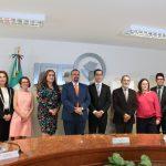 FIRMAN CONVENIO DE COLABORACIÓN EL ITEA Y EL IEE PARA VELAR POR DERECHOS EN MATERIA DE TRANSPARENCIA Y PROTECCIÓN DE DATOS PERSONALES.