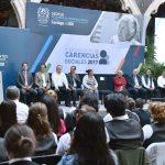 PRESENTA MOS ESTRATEGIA TRANSVERSAL PARA DAR ATENCIÓN A 55 MIL PERSONAS CON ALGUNA CARENCIA SOCIAL