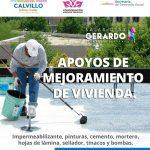 MEJORAMIENTO DE VIVENDA