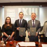 ENTREGA PFNSM INFORME DE RESULTADOS ANTE EL H. CONGRESO DEL ESTADO Y MUNICIPIO CAPITALINO