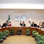 IEE APRUEBA PROYECTOS DE PRESUPUESTOS PARA GASTO ORDINARIO Y PROCESO ELECTORA