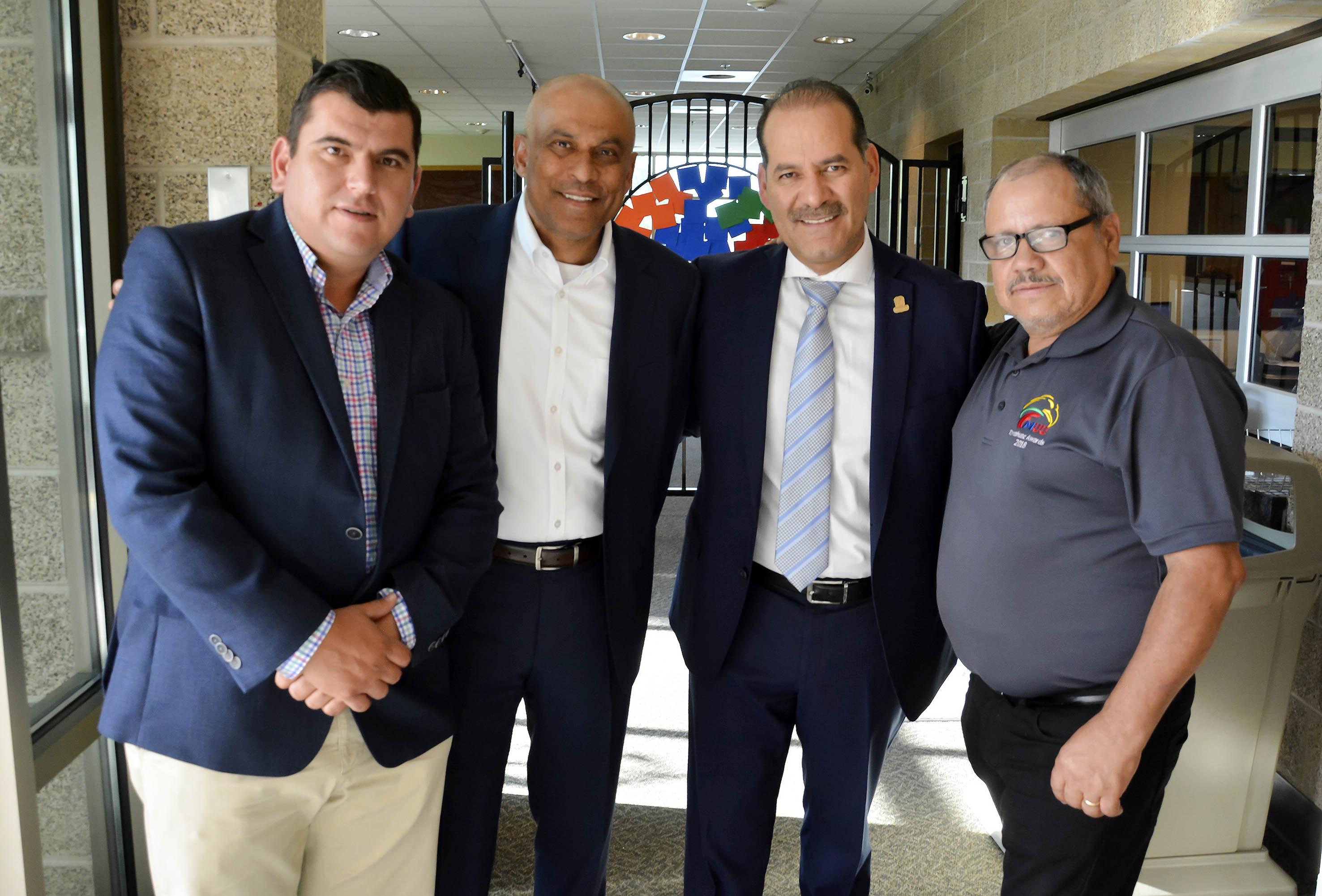 GESTIONA GOBERNADOR DONACIÓN DE EQUIPO MÉDICO CON GLOBUS RELIEF PARA DETECCIÓN OPORTUNA DE DIABETES