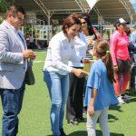 En Calvillo, práctica deportiva y formación en valores en el Plan Vacacional 2018