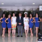 Presentaron a las Candidatas a Reina de la Feria de la Guayaba 2018