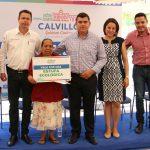 Arrancó en Calvillo el programa Estufas Ecológicas Ahorradoras de Leña 2018