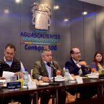 PRESENTA EL GOBERNADOR A LOS DIPUTADOS  LOCALES PROYECTOS ESTRATÉGICOS EN MATERIA DE MOVILIDAD, INFRAESTRUCTURA VIAL, CARRETERA Y TRANSPORTE PÚBLICO