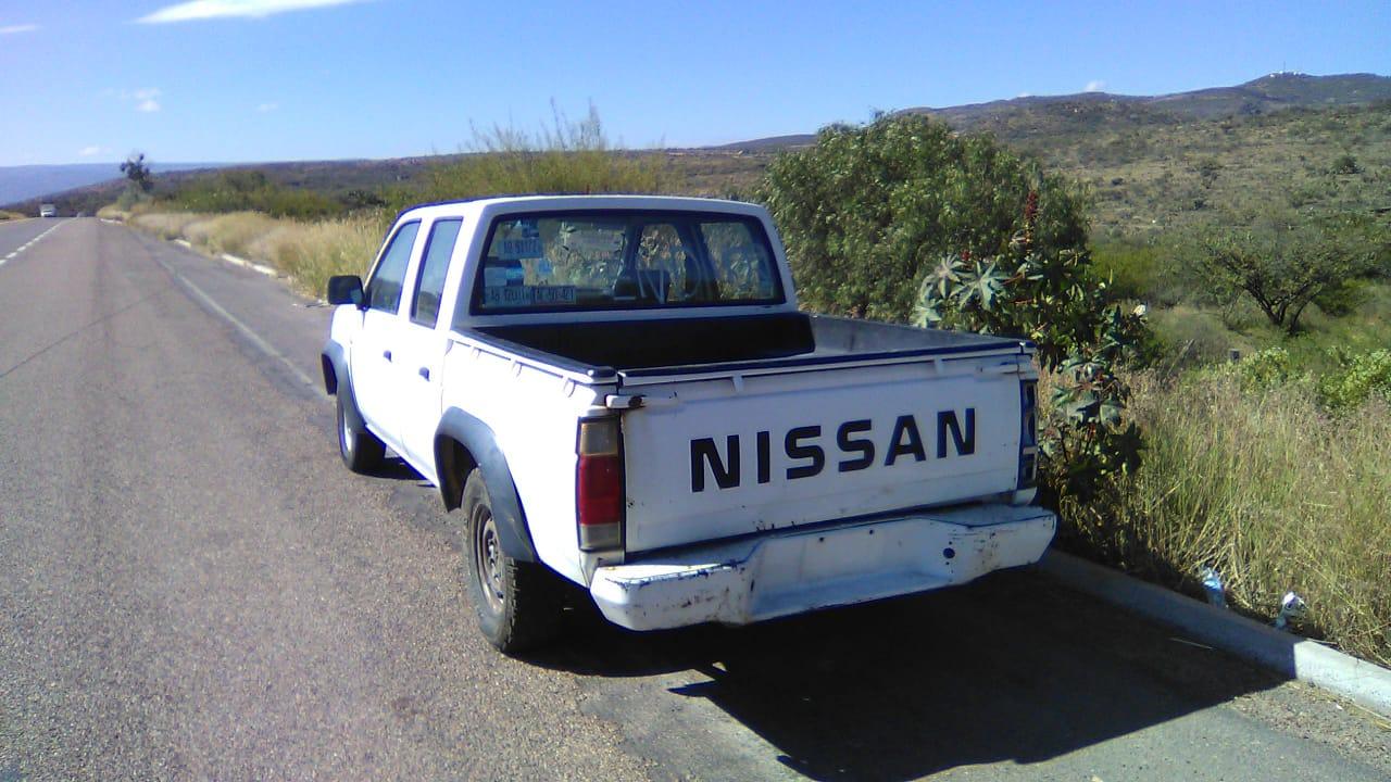 Conducía una camioneta con reporte de robo