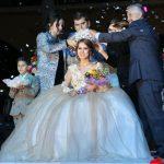 Diana Elizabeth Martínez Contreras, fue coronada Reina de la Feria Nacional de la Guayaba 2018
