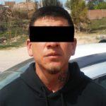 Motociclista fue detenido con droga en el municipio de Calvillo