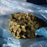 Capturan en Calvillo a una persona en posesión de 100 gramos de mariguana