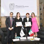 """Se llevó a cabo la presentación de libro """"Mujeres y participación política, proceso electoral 2015-2016 de Aguascalientes"""""""