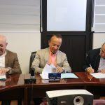 Renuevan convenio de colaboración de servicios ISSEA, IMSS e ISSSTE