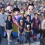 50 MIL PERSONAS ASISTIERON A LA CELEBRACIÓN DEL DÍA DE LA FAMILIA