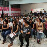 A TRAVÉS DE CHARLAS INFORMATIVAS  LA SEDESO PROMUEVE  EL  USO ADECUADO DEL 911