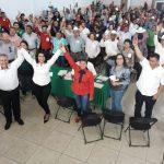 EL PRI YA TIENE 5 CANDIDATOS A LAS PRESIDENCIAS DE LOS 11 MUNICIPIOS DE AGUASCALIENTES