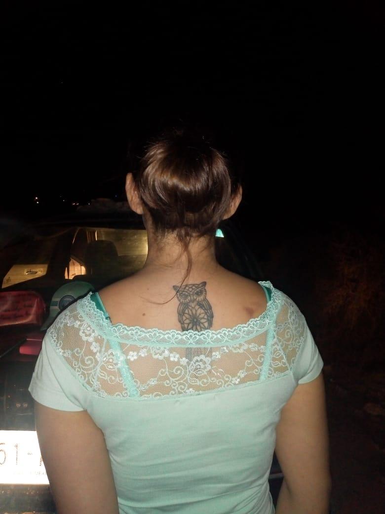 Mujer en posesión de enervantes fue detenida