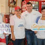 MERCADOS Y COMERCIO DE CALVILLO SON UN SECTOR PRIORITARIO: ADÁN VALDIVIA