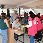 Se entregan 1,630 paquetes electorales a Presidentes de casilla