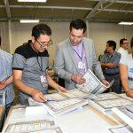 Supervisan Consejeros Electorales la impresión de boletas