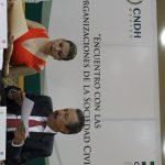 Celebran convenio de colaboración OSC, CNDH y CDHEA