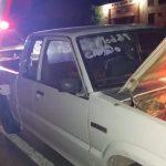 Recuperan en Calvillo un vehículo con reporte de robo