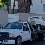 Camioneta con reporte de robo fue recuperada en Calvillo