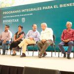 ACUERDAN EL GOBERNADOR DEL ESTADO Y EL PRESIDENTE DE MÉXICO TRABAJAR EN UNIDAD PARA  EL BENEFICIO DE LOS MEXICANOS