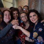 Recuperar ideales, y junto a la militancia reconstruir al partido para ser opción de gobierno, objetivo de la dirigencia que encabezarán Ivonne Ortega y Pepe Alfaro