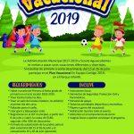 Convocan a alumnos de primaria al Plan Vacacional En Equipo Contigo 2019