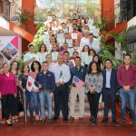 Secretaría de Turismo e ICTEA entregaron constancias de cursos en inglés y japonés turísticos