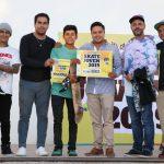 En el Día Internacional de la Juventud se realizó el Skate Joven 2019