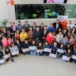 Exhortan a estudiantes a aprovechar oportunidades de movilidad internacional.