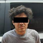Sujeto acusado de fraude, al haber efectuado el pago de su estancia en un hotel con una tarjeta sin fondos, fue detenido en Calvillo