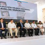 Se inauguró el Museo Nacional de Pueblos Mágicos en Calvillo Pueblo Mágico