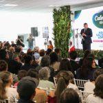 Presentó Adán Valdivia López su Tercer Informe de Gobierno; Calvillo es más vivo, seguro, activo, cultural e incluyente